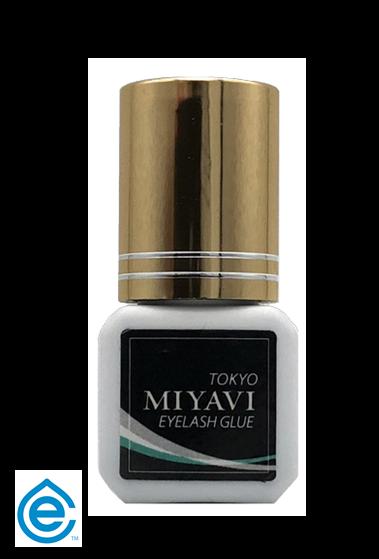 MIYAVI 日本製 まつげエクステグルー 1秒 超速乾 5mL