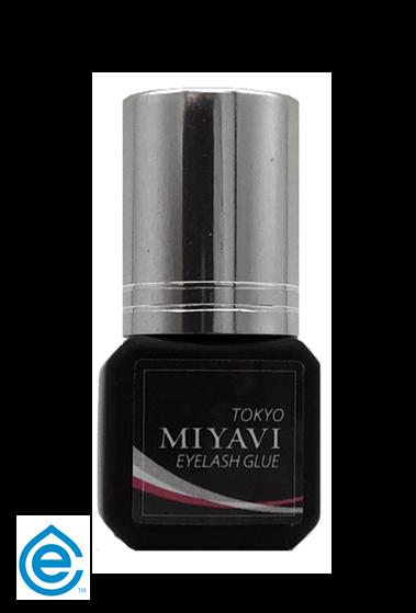 MIYAVI 日本製 まつげエクステグルー 2秒 超速乾 5mL